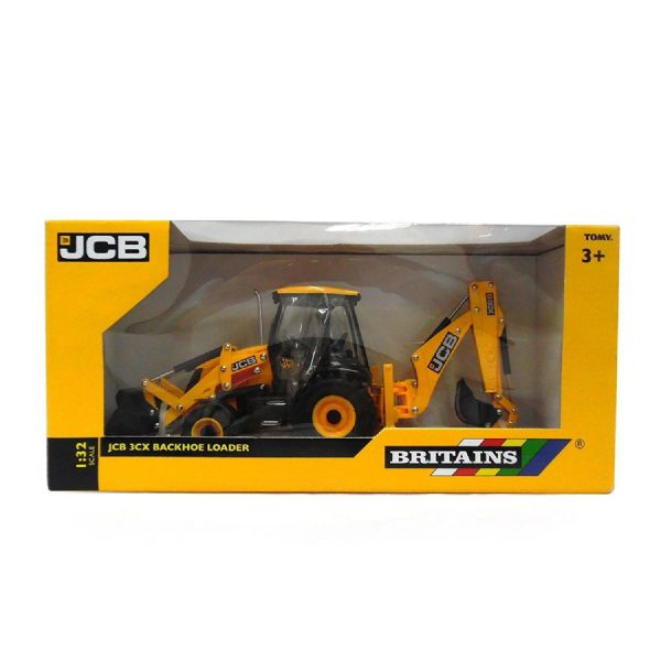 Tomy Britains JCB 3CX Backhoe Loader childs toy 3+ Years